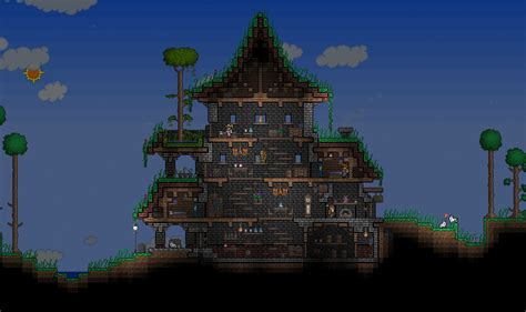 Chimney Terraria