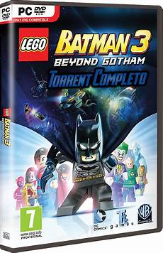 lego batman 3 beyond gotham pc 2014 torrent