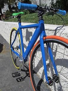 april 2011 modifikasi sepeda fixie