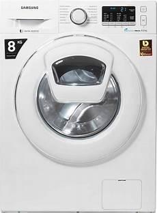 Samsung Ww 80 K 5400 Ww Eg Waschmaschine Im Test 02 2019