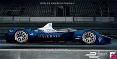 Formula E 2018 - maserati formula e 2018 concept livery on behance