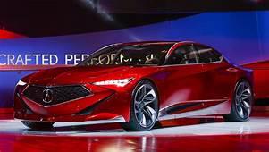 Acuras New Precision Concept Car