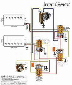 2 humbuckers coil split wiring diagram for hss wiring diagram coil split 1 volume 2 tones