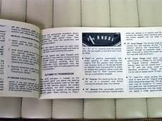 book repair manual 1999 oldsmobile cutlass user handbook 1975 oldsmobile cutlass supreme vista cruiser owners manual ebay