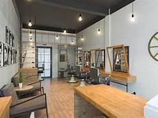 Photo Barbershop Interior Dandy Barbershop 3 Desain