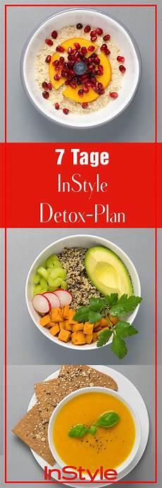 7 tage detox plan lecker gesund und einfach 7