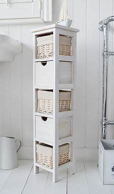 20cm Wide Narrow Bathroom Cabinet Furniture In 2019