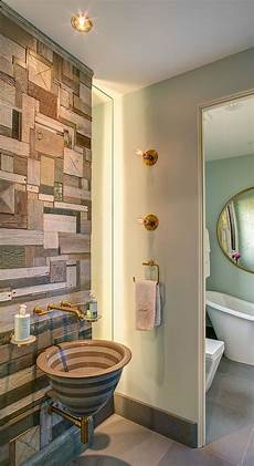 Badezimmer Ideen Holz - salvaged style 10 ways to transform your bathroom with