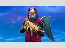 Drift Skin Stage 3 Solo Gameplay   Fortnite Battle Royale