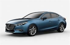 2017 Mazda Mazda3 Exterior Color Options
