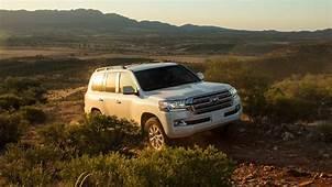 2019 Toyota Land Cruiser Price Specs Engine Interior