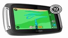 Tomtom Rider 410 Motorrad Navi Im Test Computer Bild