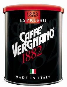café moulu expresso cafe moulu espresso vergnano 100 arabica 250g