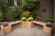 diy corner planters for small gardens
