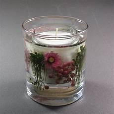 candele gel stoneglow candles meadow flower wax gel candles