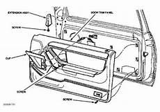 car maintenance manuals 1994 audi v8 windshield wipe control 2002 mercury cougar driver door latch repair diagram 97 ford explorer door lock problems