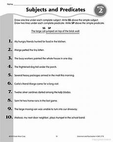 punctuation worksheets grade 5 20776 grammar and punctuation grade 5
