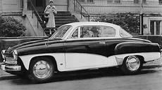 Soviet Bloc Cars Were Wartburg 311 Coupe