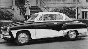 Soviet Bloc Cars Were Weird Wartburg 311 Coupe