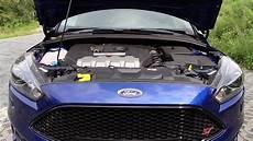 2016 ford focus st 2 0 ecoboost start up rev engine