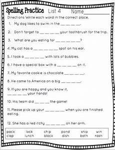 free worksheets for second grade 20429 second grade saxon spelling worksheets by bown tpt