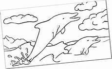 Malvorlagen Delfine Zum Drucken Ausmalbilder Delfine Kostenlos Malvorlagen Zum
