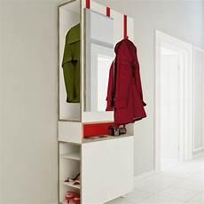 meuble d entrée porte manteau design meuble de rangement id 233 al pour l entr 233 e avec miroir porte