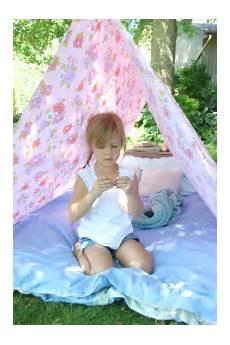simple bed sheet tent mama papa bubba