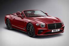 bentley continental gt convertible number 1 edition uncrate