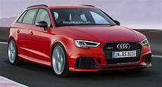 facelifted audi a3 gets rs3 sportback update