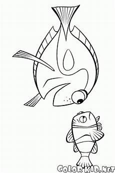 Malvorlage Nemo Fisch Malvorlage Fisch Nemo