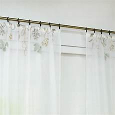 deko gardinen gardinen vorh 228 nge deko gardinen schlaufenschal wohnzimmer