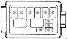 1989 1997 Mazda Mx 5 Fuse Box Diagram 187 Fuse Diagram