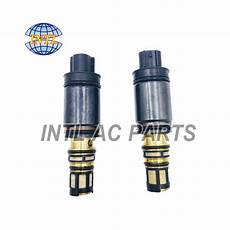 automobile air conditioning repair 2012 toyota avalon electronic valve timing 5se09c 5se12c ac compressor electronic control valve refrigerant control valves for toyota