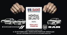 mondial automobile 2018 dodge ram truck