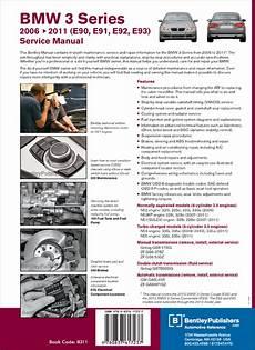 auto manual repair 2006 bmw 3 series regenerative braking back cover bmw repair manual bmw 3 series e90 e91 e92 e93 2006 2011 bentley