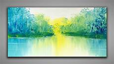 Calming Modern easy landscape painting 139 relaxing with