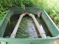 Teichfilter Eigenbau Technik - teich und gartenbau daum garten und teichbau