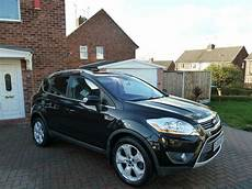 2008 Ford Kuga Titanium Suv Black 2 0 Tdci 4x4 6 Speed 134
