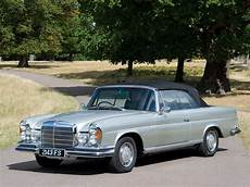 Mercedes 280 Se Cabriolet Photos Photogallery With