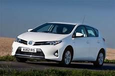 toyota auris used car review eurekar