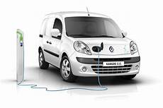Renault Kangoo Ze - refreshed renault kangoo ze now on sale in europe with