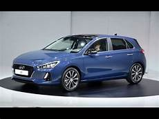 Hyundai I30 2017 Interior And Exterior With