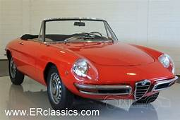 Duetto Spider Classic Cars  Oldtimers For