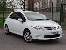 Toyota Auris 1 6 V Matic Colour Collection 5dr 2012 White