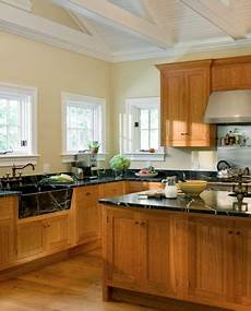 how to pick the right paint color to go with your honey oak trim and cabinets kitchen flooring