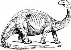Ausmalbilder Dinosaurier Langhals Malvorlage Langhals Dino