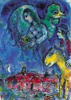 Marc Chagall Werke - marc chagall grace s