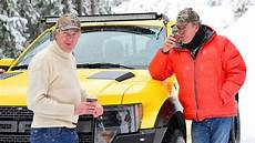 top gear auction episode top gear driven ford raptor hits auction block this week