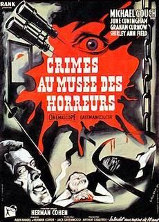 die muse des mörders horrors of the black museum crimes au mus 233 e des horreurs